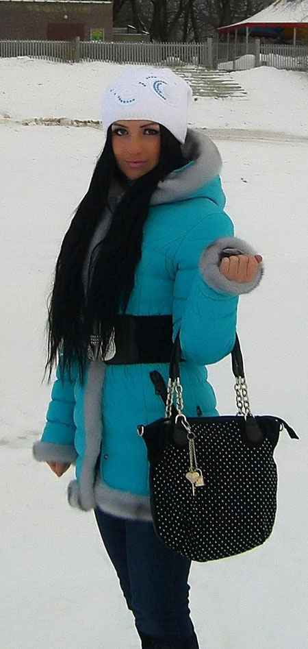 A pretty girl - Odessaukrainedating.com