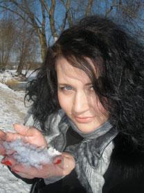 Beautiful sexy woman - Odessaukrainedating.com