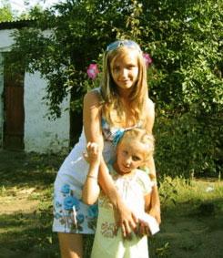 Beautiful young women - Odessaukrainedating.com