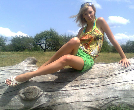 Odessaukrainedating.com - Lady with